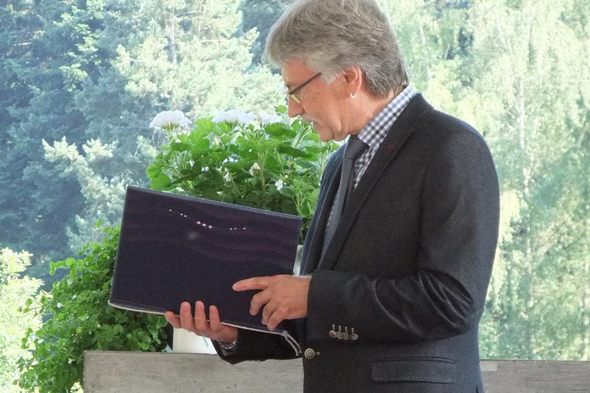 Freier Redner Jürgen Broscheit